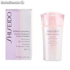 Shiseido - white lucency protective day emulsion SPF15 75 ml