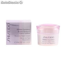 Shiseido - white lucency recovery night cream 40 ml