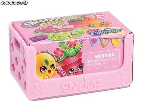 Shopkins - Caja 2 Shopkins Serie 4
