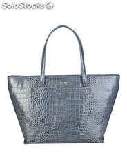 shopping bag donna cavalli class blu (41693)