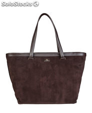 shopping bag donna cavalli class marrone (41669)