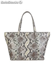 shopping bag donna cavalli class marrone (41679)