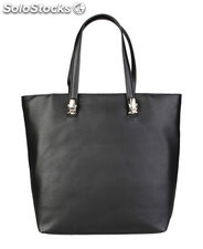 shopping bag donna cavalli class nero (39009)