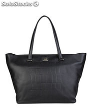 shopping bag donna cavalli class nero (41681)