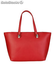 shopping bag donna cavalli class rosso (39020)