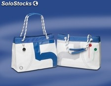 Shopping Bag With Rope Handles