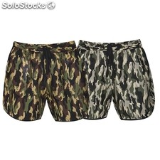 Short Camuflaje Mujer Ref. 1106 A