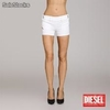 Shorts en jeans diesel femme ref: ghoshy en destockage