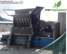 Shredder Universo 2200. Used-Demo