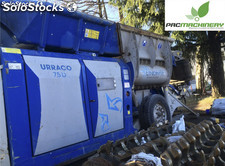 Shredder Urraco 75D Used