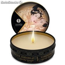 Shunga mini caress by candelight vela masaje vainilla 30ML