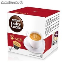 Sical 16 cápsulas dolce gusto - dolce gusto - 7613033112973 - 12169941