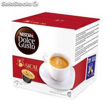 Sical 30 cápsulas dolce gusto - dolce gusto - 7613034531179 - 12112980