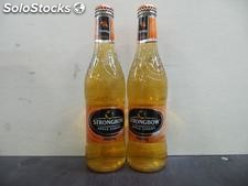 Sidra Strongbow botella sabores