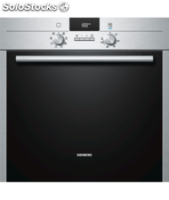 Siemens HB22AR521E horno multifuncion abatible acero inoxidable