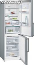 Siemens KG36NAI3P combi inox no frost 186X60CM a++ skin condenser home connect