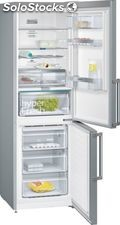Siemens KG36NAI4P combi inox no frost 186X60CM a+++ skin condenser home connect