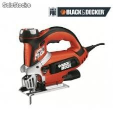 Sierra caladora black and decker