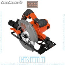 Sierra circular 1500W 66mm - Black and Decker - Ref: CS1550-QS