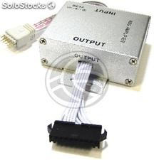 Signal amplifier for RGB LED strip (9 channel x 2A) (VF72)