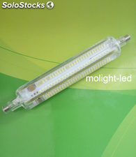 Silica gel R7S led light 3014SMD 7W 10W led R7S bulb lamp 220V