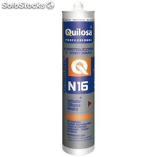 Silicona Neutra Const. 300 Ml Bl Orbasil N-16 Quilosa