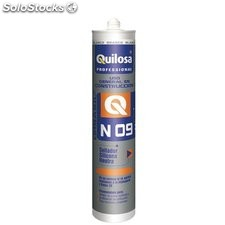 Silicona Neutra Construccion 300 Ml Bl Int/Ext Orbasil N-09 Quilos