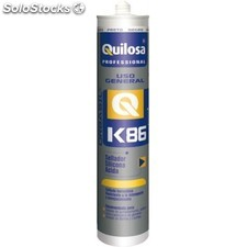 Silicona Orbasil K-86 300ml Bronce(24 Unid)(24 Unid)