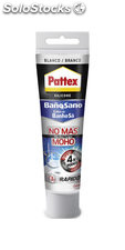Silicona pattex no mas moho 50 ml blanca