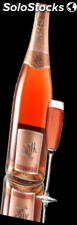 Silk Rosé Demi Sec - Vinho Espumante Natural