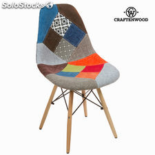 Silla abs patchwork by Craftenwood