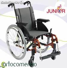 Silla action 3 junior y junior evolutiva