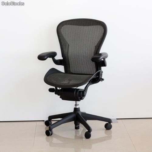 herman miller aeron office chair black home design