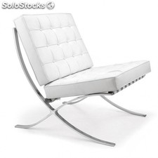 Silla Barcelona - Color - Blanco