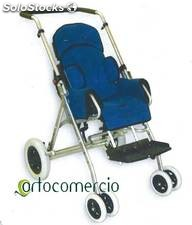 Silla buggy asiento reversible serval