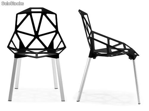 silla chair one konstantin grcic. Black Bedroom Furniture Sets. Home Design Ideas