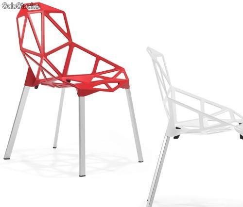 Silla chair one konstantin grcic for Chair one grcic
