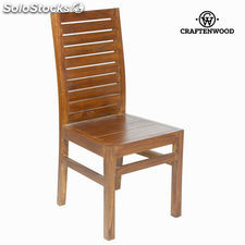 Silla comedor ohio color roble - Colección Be Yourself by Craftenwood
