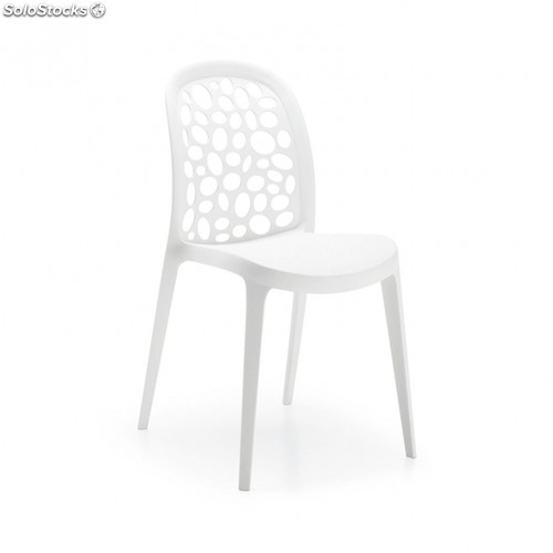 Silla de cocina Messina - Color - Blanco