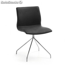 Silla de comedor Tucket Inoxidable - Color - Negro