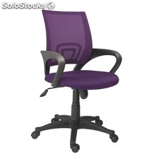Silla de escritorio Logic - Color - Violeta