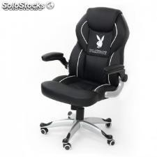 Silla de oficina playboy racing