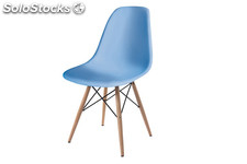Silla dsw haya charles eames colores peso 150 kg