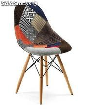 Silla Eames dsw Patchwork