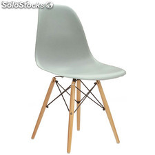 "Silla Eames DSW Style ""New Edition"" Gris"