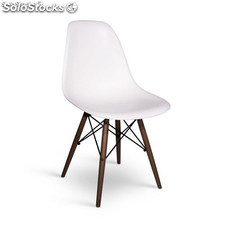 Silla Eames DSW Style Oscura