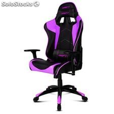 Silla Gaming drift DR300BP Negro Púrpura