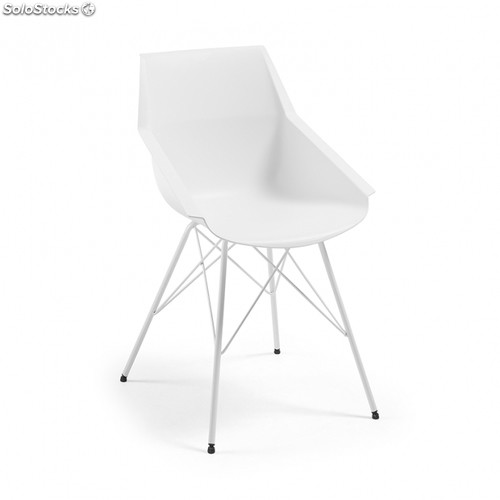 Silla Kunn - Color - Blanco