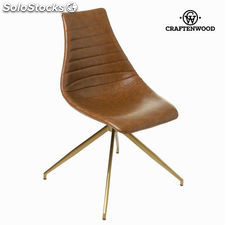 Silla l amour color camel by Craftenwood