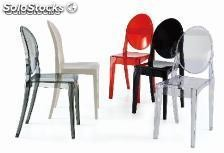 Silla louis ghost para eventos y hosteleria
